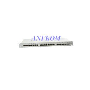 Cat5e FTP Patch Panel 24 Port LSA IDC
