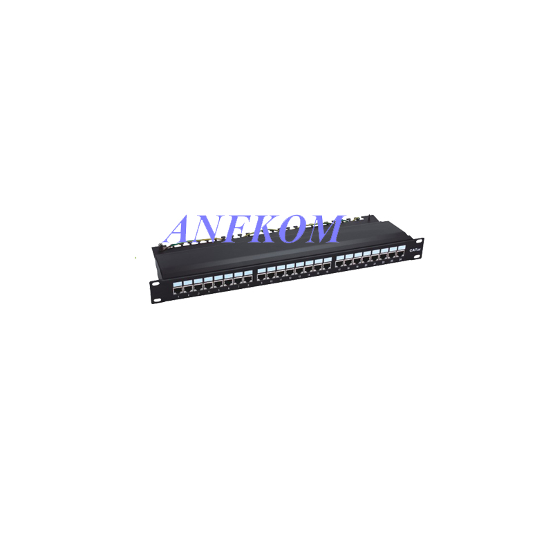 Cat5e FTP Patch Panel 24 Port LSA IDC