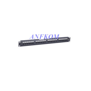 Cat5e UTP Patch Panel 24 Port 110/LSA IDC