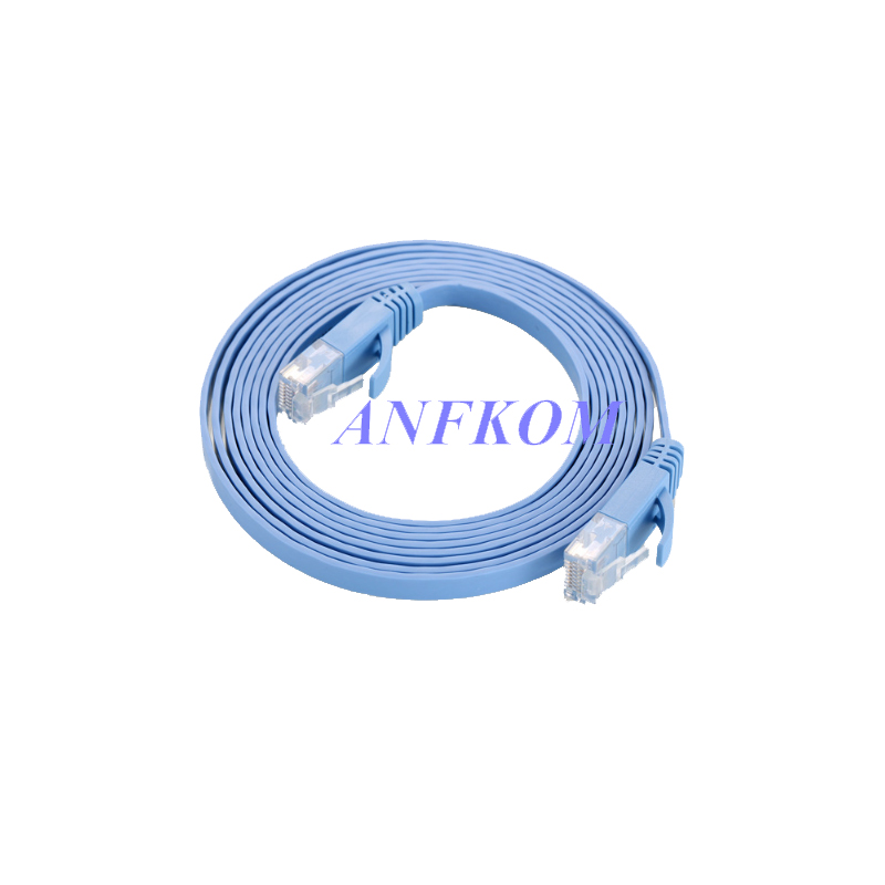 UTP Cat6 Patch Cable Flat Patch Cord