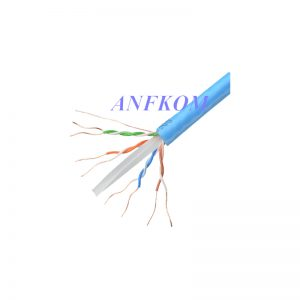 Cat6 SFTP LAN Cable Shield 4pairs 23AWG