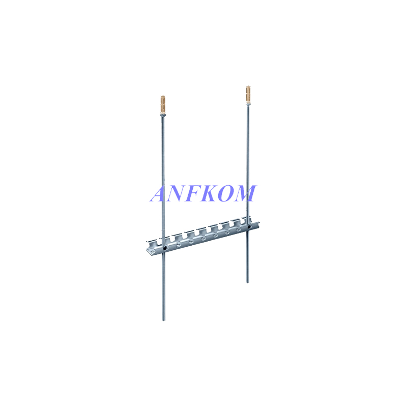 T-Trapeze Wire Mesh Cable Tray Ceiling Mounting Kit