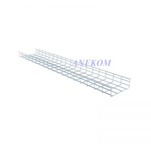 Straight Section Wire Mesh Cable Tray