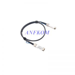 Direct Attach Cable 100G QSFP28 (EDR) DAC Cable 1m