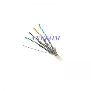 Cat8 Twisted Pair Cabling SFTP Network Lan Cable